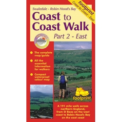 Coast to Coast Walk Part 2 East Footprin