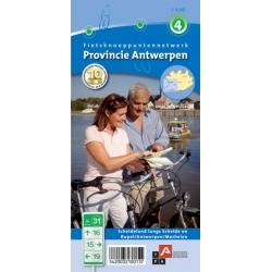Antwerpen  4  Fietsknooppunten