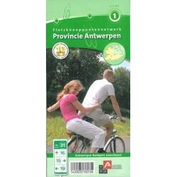 Antwerpen Kempen Oost 1 Fietsknooppunten