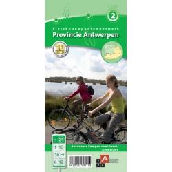 Antwerpen Kempen Noord 2 Fietsknooppunt