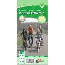 Antwerpen Kempen 3 Fietsknooppunt