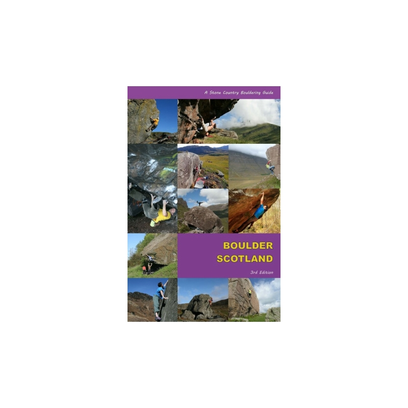 Bouldering Scotland - Stone Country