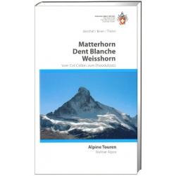 Walliser Alpen 3 Col Collon/ Theodullpas