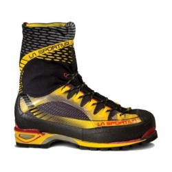 Trango Ice Cube GTX - Black -Yellow