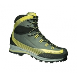 Trango Trek Leather GTX - Carbon-Green