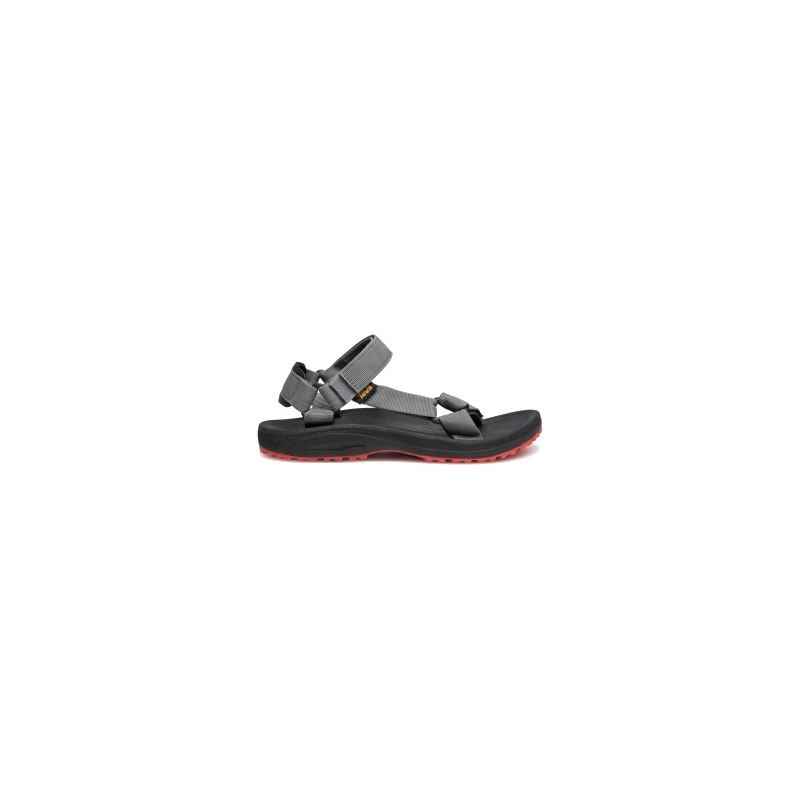 Winsted Solid - Black -Red