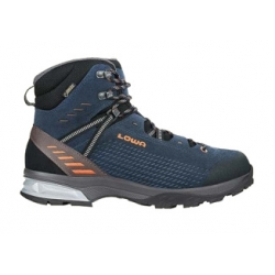 Ledro/Arco GTX Mid - Navy-Orange