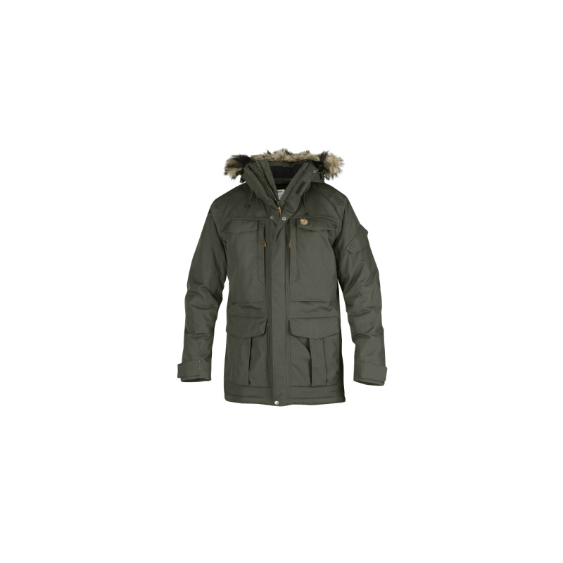 Yupik Parka - Mountain Grey