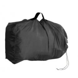 Raincover / Flightbag - Zwart
