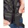 MIAS Regenbroek Full Zip - Black