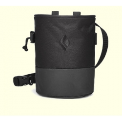 Mojo Zip Chalk Bag - Black