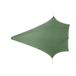 Voss Diamond PU Tarp Green-DustyG
