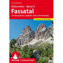 Dolomiten 4 - Fassatal WF