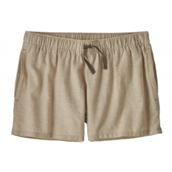 W Island Hemp Baggies Shorts - DarkPelic