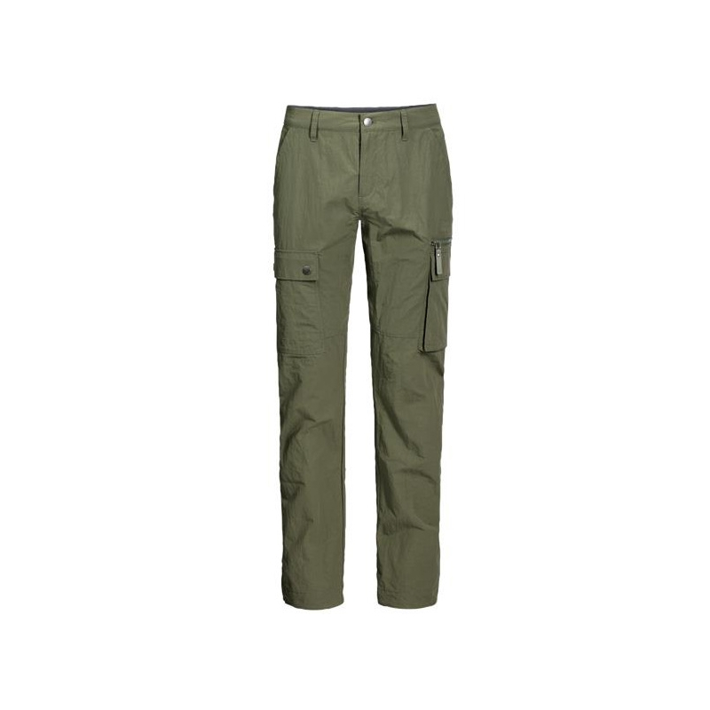 Lakeside Pants - Woodland Green