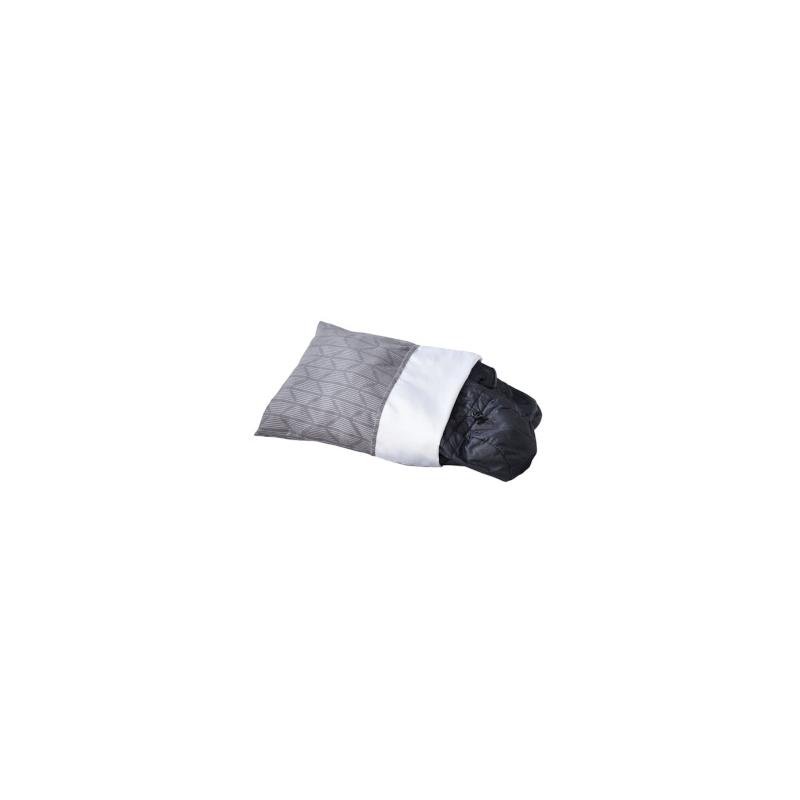 Trekker Pillow Case - Gray Print