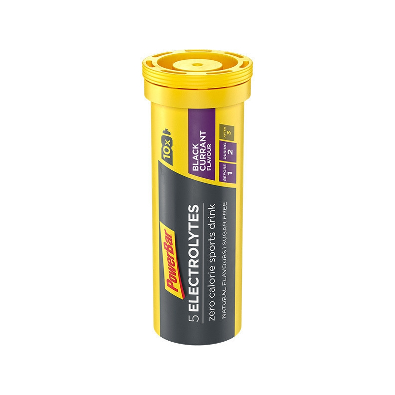5 Electrolytes - 10 Tabs - Black Currant
