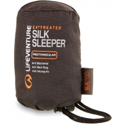 Silk Traveler Sleeper - Rectan