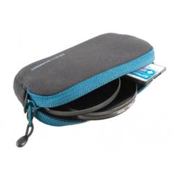Padded Pouch S blauw/zwart