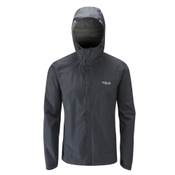 Downpour Jacket - Black