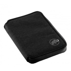 Zip Wallet - Black-Melange