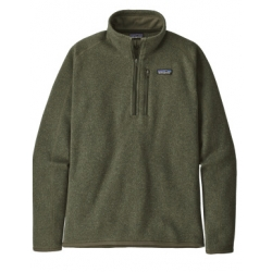 Better Sweater 1/4 Zip - IndusGreen