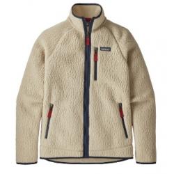 Retro Pile Jacket - El Cap Khaki 2