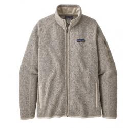 W Better Sweater Jacket - Pelican