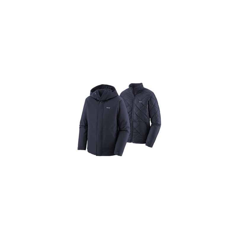 Lone Mountain 3in1 Jkt - New Navy