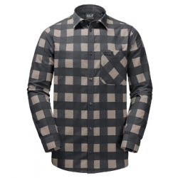 Red River Shirt - Phantom Checks