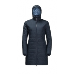 W Maryland Coat - Midnight Blue