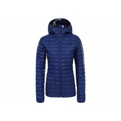 W Thermoball Eco Hoodie - Flag Blue Matt
