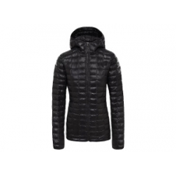 W Thermoball Eco Hoodie - Black