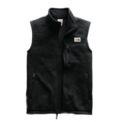 Gordon Lyons Vest - TNF Black Heather  2
