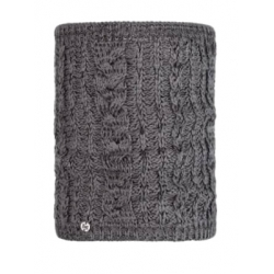 Knitted Nckwrmr Comf -Darla Grey Pewter