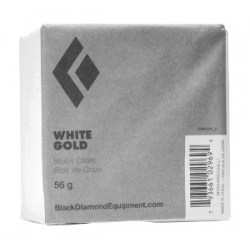 Solid White Gold