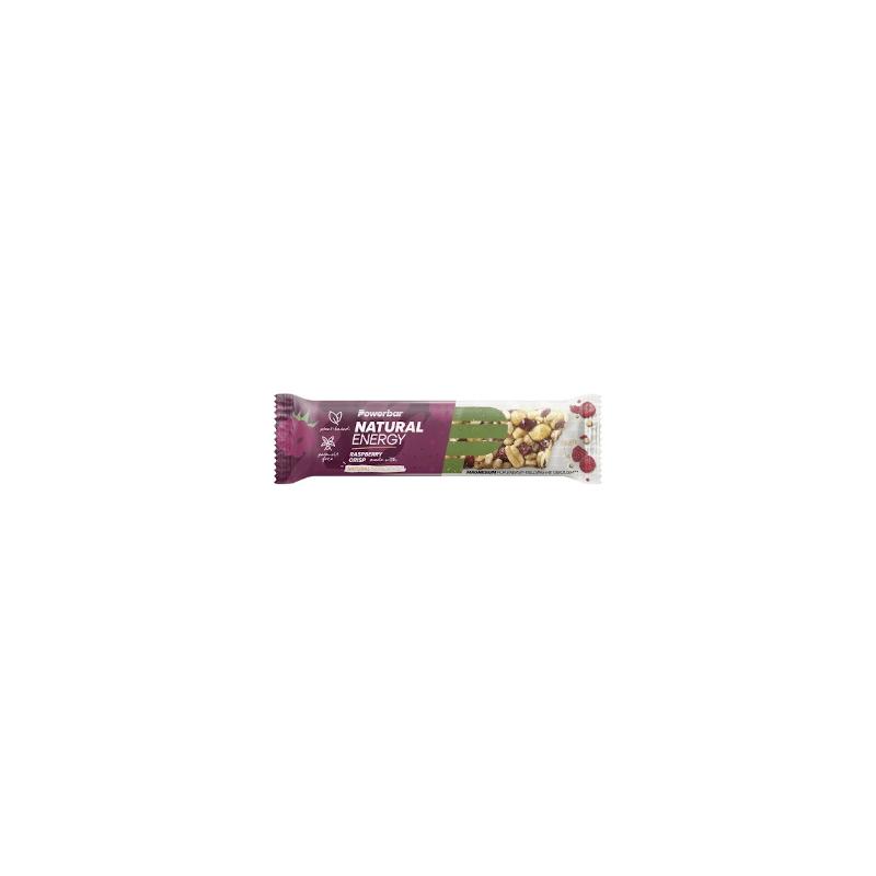 Natural Energy Bar - Raspberry