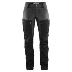W Keb Trousers Curved - Black/Stone Grey