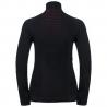 W Midlayer 1/2 Zip I-Thermic -Black