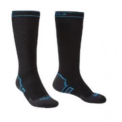 Stormsock Midweight Boot - Black/Blue