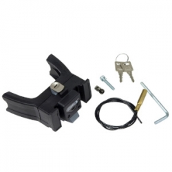 Mounting Set E-Bike Ultim6 +Lock - Black