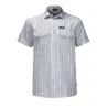 Thompson Shirt - White Rush Checks