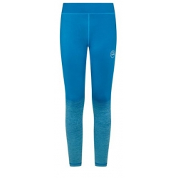 W Patcha Leggings - Neptune Pacific Blue