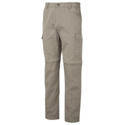 NLife Convertible II Trousers - Pebble2