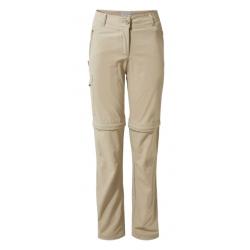 W NLife Pro II Conv Trousers - Mushroom