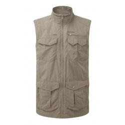 Nosilife Adventure Gilet - Pebble