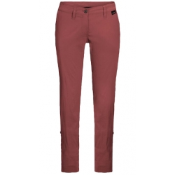 W Desert Roll Up Pants - Auburn