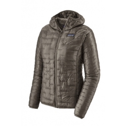 W Micro Puff Hoody - Feather Grey