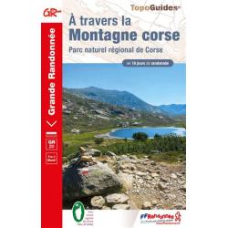 GR20 Corse France