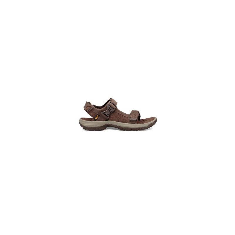 Tanway Leather - Chocolate Brown